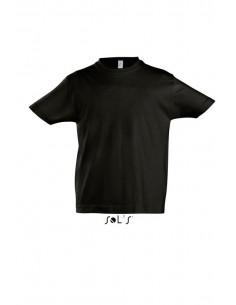 Camiseta Negra niño...