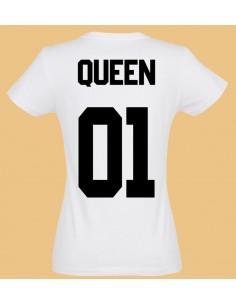 Camiseta Queen 1 San valentín
