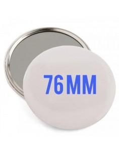 Espejo 76mm personalizado