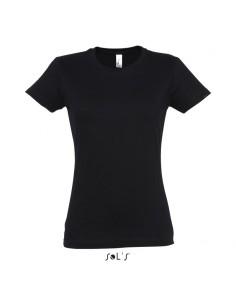 Camiseta Negra mujer...