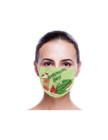 Mascarilla Facial Personalizable Adulto