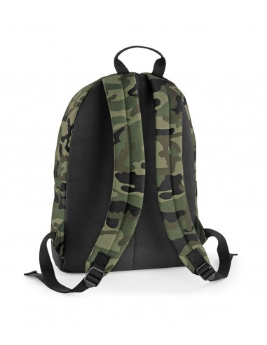 Mochila camuflaje jungle