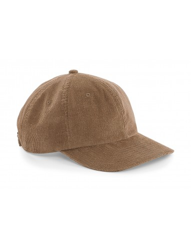 Gorra de Pana Heritage Marrón